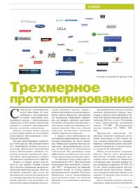 Журнал Трехмерное прототипирование