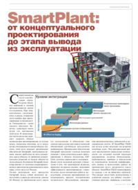 Журнал SmartPlant: от концептуального проектирования до этапа вывода из эксплуатации