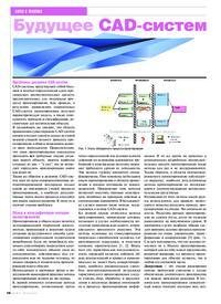 Журнал Будущее CAD-систем