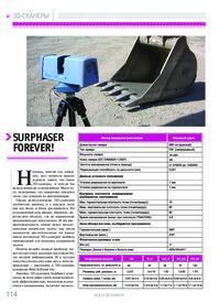 Журнал Surphaser forever!