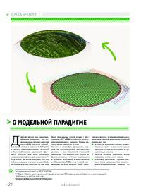 Журнал О модельной парадигме