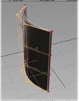 Для работы над формой дверей использовался Autodesk Alias Design