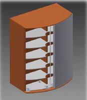 Механика и твердотельная геометрия прорабатывались в Autodesk Inventor
