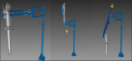 Позиционные представления в Autodesk Inventor